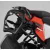 Σετ βάσεων και βαλιτσών SW-Motech TRAX ION Suzuki V-Strom 1050/XT μαύρο