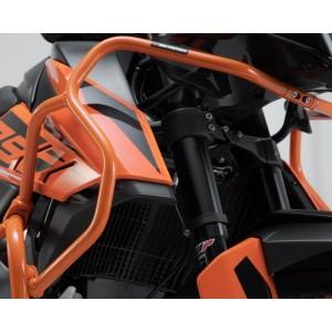 Άνω προστατευτικά κάγκελα SW-Motech KTM 790 Adventure/R πορτοκαλί