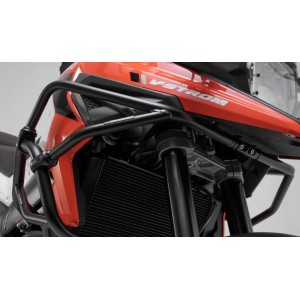 Άνω προστατευτικά κάγκελα SW-Motech Suzuki V-Strom 1050/XT μαύρα