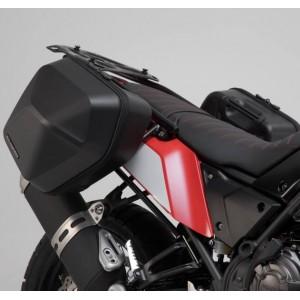 Σετ βάσεων και πλαϊνών βαλιτσών SW-Motech Urban ABS 33 lt. Yamaha Tenere 700 (σετ)