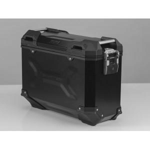 Πλαϊνή βαλίτσα SW-Motech TRAX ADV 37 lt. μαύρη