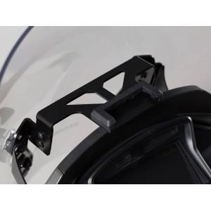 Βάση GPS Sw-Motech Quick-Lock στα όργανα Honda Crossrunner 800 15-16