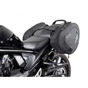 Βάσεις και σαμάρια SW-Motech Blaze 2 x 14/21 lt. Suzuki GSF 1250 Bandit 10-