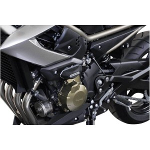 Μανιτάρια frame slider SW-Motech Yamaha XJ 6 -12 μαύρα