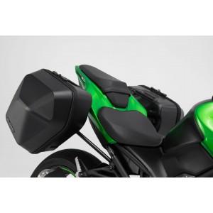 Σετ βάσεων και πλαϊνών βαλιτσών SW-Motech Urban ABS 33 lt. Kawasaki Ζ 900 (σετ)