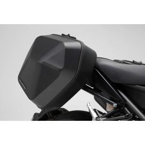 Σετ βάσεων και πλαϊνών βαλιτσών SW-Motech Urban ABS 33 lt. Yamaha MT-09 17- (σετ)