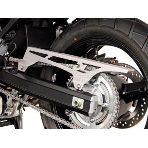 Προστατευτικό αλυσίδας SW-Motech Suzuki DL 650 V-Strom 04-11 ασημί