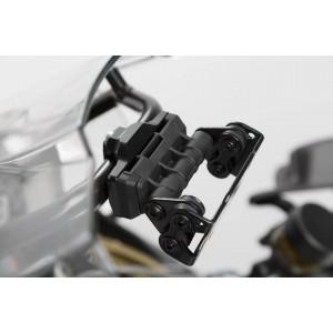 Βάση GPS SW-Motech Quick-Lock για μπαράκια Ø 16mm/κόκπιτ  μαύρη