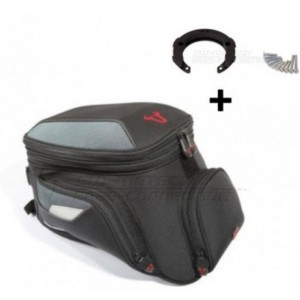 Tankbag & βάση SW-Motech Quick Lock EVO City 11-15 lt. Honda VFR 800 Crossrunner -13