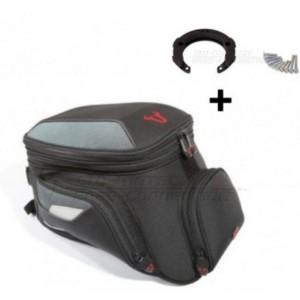 Tankbag & rack SW-Motech Quick Lock EVO City 11-15 lt. Honda VFR 800 X Crossrunner 14