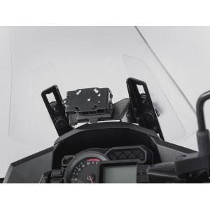 Βάση GPS Quick-Lock στα όργανα Kawasaki Versys 1000 15-18
