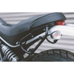 Βάση πλαϊνής βαλίτσας / σαμαριού SLC Ducati Scrambler/Sixty2 δεξιά