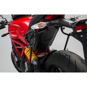 Βάση πλαϊνής βαλίτσας / σαμαριού SLC Ducati Monster 797 αριστερή