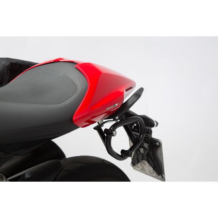 Βάση πλαϊνής βαλίτσας / σαμαριού SLC Ducati Monster 821 -17 αριστερή