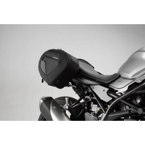 Βάσεις και σαμάρια SW-MOTECH Blaze 2 x 14/21 lt. Suzuki SV 650 ABS 15-