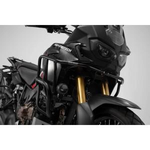 Άνω προστατευτικά κάγκελα SW-Motech Honda CRF 1000L Africa Twin μαύρα