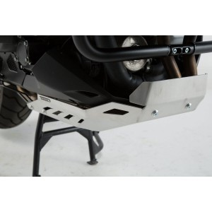 Ποδιά SW-Motech Honda VFR 1200 Crosstourer ασημί