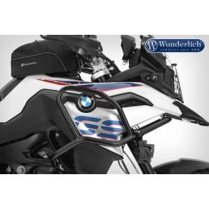 Άνω προστατευτικά κάγκελα Wunderlich BMW F 850 GS μαύρα