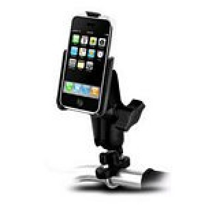Βάση IPhone 3G/3G S τιμονιού με Ball joint (RAM-MOUNT)