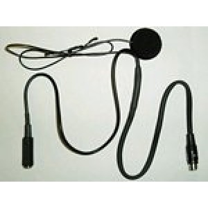 Μικρόφωνο κλειστού κράνους με έξοδο για στερεοφωνικά ακουστικά