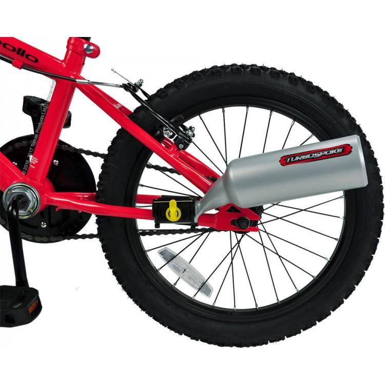 Εξάτμιση ποδηλάτου Turbospoke