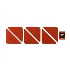 Ανακλαστικά αυτοκόλλητα Twalcom τρίγωνα κόκκινα σετ