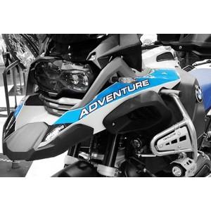 """Αυτοκόλλητα Twalcom """"Adventure"""" BMW R 1200 GS Adv. LC 14- μπλε"""