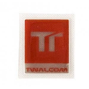 Ανακλαστικό σήμα Twalcom 32 x 37 mm κόκκινο-ασημί