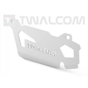 Προστατευτικό βαλβίδας εξατμίσεως Twalcom BMW R 1200 GS/Adv. LC 13- ασημί