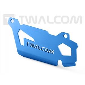 Προστατευτικό βαλβίδας εξατμίσεως Twalcom BMW R 1200 GS/Adv. LC 13- μπλε