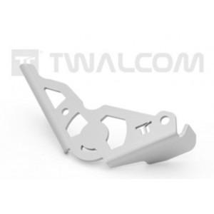 Προστατευτικό διακόπτη πλαϊνού σταντ Twalcom BMW R 1200 GS/Adv. LC 13- ασημί