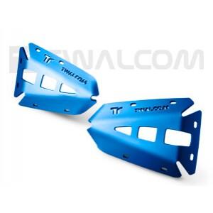 Προστατευτικά κυλίνδρων Twalcom για OEM κάγκελα BMW R 1200 GS/Adv. LC 13- μπλε