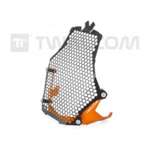 Προστατευτικό φαναριού Twalcom KTM 1190 Adventure/R μαύρο-πορτοκαλί