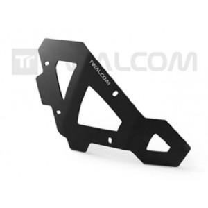 Πλαϊνά προστατευτικά ντεποζίτου Twalcom KTM 950-990 Adv. μαύρα