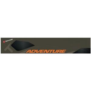 """Αυτοκόλλητα Twalcom """"Adventure"""" BMW R 1200 GS Adv. LC 14- λαδί"""