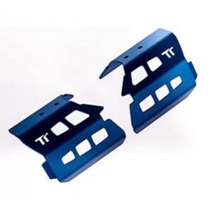Προστατευτικά OEM προβολέων LED BMW R 1250 GS/Adv. μπλε (σετ)