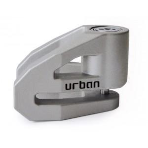 Κλειδαριά δισκόφρενου Urban Security UR208T 10 χιλ. ασημί