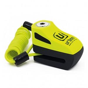 Κλειδαριά δισκόφρενου Urban Security UR955M 5,5χιλ. μαύρη-κίτρινη ματ