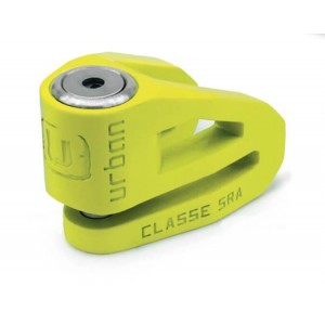 Κλειδαριά δισκόφρενου Urban Security UR210Y 10 χιλ. κίτρινη