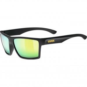 Γυαλιά UVEX lgl 29 μαύρα ματ-κίτρινα