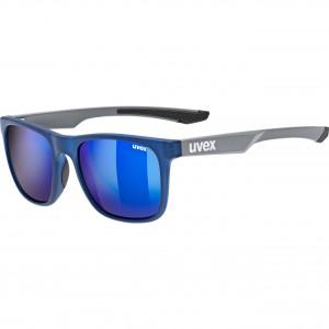 Γυαλιά UVEX lgl 42 μπλε-γκρι ματ