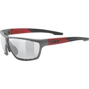 Γυαλιά UVEX Sportstyle 706 γκρι-κόκκινα ματ