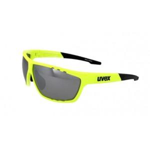 Γυαλιά UVEX Sportstyle 706 neon κίτρινα ματ