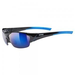 Γυαλιά UVEX Blaze III μαύρα-μπλε
