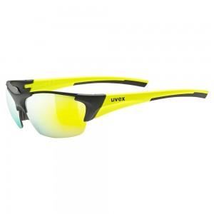 Γυαλιά UVEX Blaze III κίτρινα-μαύρα