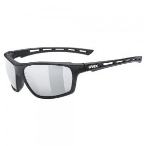 Γυαλιά UVEX Sportstyle 229 μαύρα-ματ