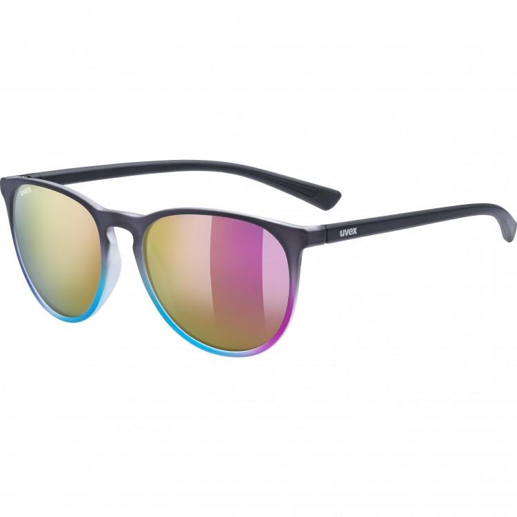 Γυαλιά UVEX lgl 43 Multicolor καθρέπτης ροζ