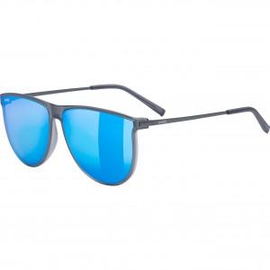 Γυαλιά UVEX lgl 47 Smoke ματ