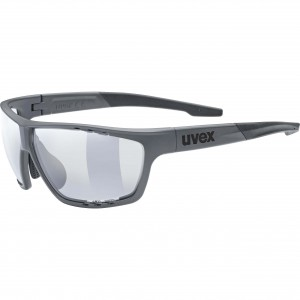 Γυαλιά UVEX Variomatic Sportstyle 706 V γκρι ματ