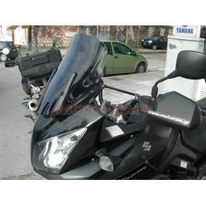 Ζελατίνα Standard Suzuki DL 650/1000 V-Strom 04-11 σκούρο φιμέ